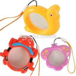 Wholesale Wholesale Hangers For Children - Wholesale- 3PCS LOT,3 design Plastic magnifiers hanger,Kids magnifiers,Toy for children,Kindergarten training supplies,Freeshipping.Onstock