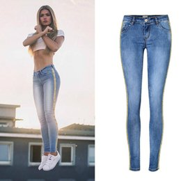 Wholesale jeans denim femme - 2018 Female Boyfriend Jeans For Women Denim Pants Mom Jeans Woman With High Waist Skinny Jeans Feminino Pantalon Femme Trousers