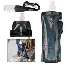 Wholesale Wholesale Hydration Packs - Folding portable Buckle the kettle,Outdoor equipment water bottle Sports bottle