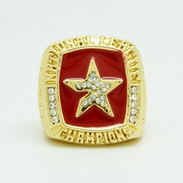 Wholesale alloy replicas - 2005 Houston Astros replica championship rings for fans size US 11 on sale alloy rings with a box