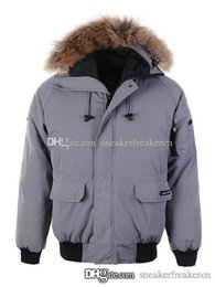 Wholesale Canada Parka Down Men - Goose Winter Parka Man Canada New Arrival Sale Men's Guse Chateau Black Navy Gray Down Jacket Winter Coat Parka Sale With Outlet