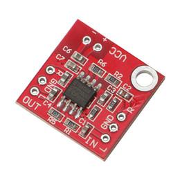 TDA1308 Casque Amplificateur Conseil Amplificateur Préamplificateur Module 3V-6V DC ? partir de fabricateur