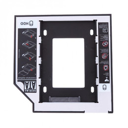 Evrensel Alüminyum SATA 3.0 Ince Sabit Disk Sürücüsü HDD SSD MacBook Pro CD / DVD için Montaj Braketi nereden