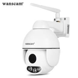 WANSCAM HW0054 1080P 2.0MP Telecamera IP WiFi Wireless audio bidirezionale CCTV Sorveglianza di sicurezza ON-VIF P2P Motion Detection da
