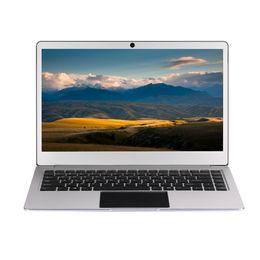 2018 Venta caliente 14 pulgadas Ultraslim Laptop Windows 10 Quad-Core para intel N3450 6GB + 64GB SSD Bluetooth 4.0 1366 * 768 Durable Notebook desde fabricantes