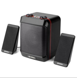 Argentina Computadora de escritorio pequeño audio 2.1 subwoofer Mini altavoces USB graves graves Caja de altavoz material plástico cheap subwoofer bass box Suministro