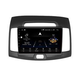 2019 honda civic car dvd gps player IPS сенсорный экран 9 дюймов Android 8.0 4 ГБ оперативной памяти 32 ГБ ROM DVD-плеер автомобиля мультимедиа для Hyundai Elantra 2008-2010 GPS Navi Bluetooth радио BT SWC