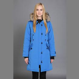 a625975016a MUJER Marca de lujo Fusion Fit versión Mystique Parker abrigo abajo cálido  exterior deportes chaqueta abajo mujer invierno Parkas exterior esquí Park  abrigo