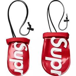 Оптовая продажа-Sup 18SS SealLine см мешок водонепроницаемый мешок сотовый телефон карман свободные изменения сумка дорожные сумки от
