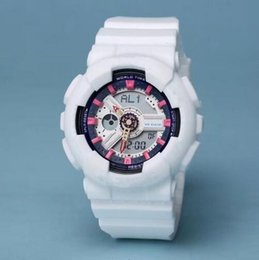 assista g shock women Desconto Venda quente relógios de grife de moda estilo g choque relógio de pulso À Prova D 'Água Esportes Data Calendário LED Digital Relogio Feminino