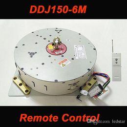 2019 lampadario multicolore DDJ150 150KG 6M Lampadario a sospensione automatica per paranco Illuminazione Sistema di sollevamento Argano elettrico Lampada motore AC 85-265V