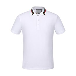 Wholesale Asian Slim Fit Size - Brand Clothing Italy polo design Polo Shirt Solid Casual Polo Homme For Men Tee Shirt Tops High Quality Cotton Slim Fit Asian size M-XXXL