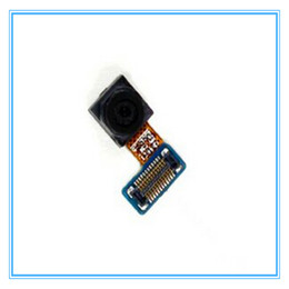 Wholesale Galaxy S4 Replacement Parts - Front Facing Camera for Samsung Galaxy S3 i9300 S4 i9505 i9500 Small Camera Flex Cable Replacement Parts Free Shipping