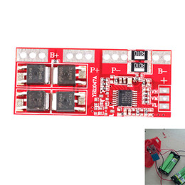 Wholesale battery circuit board - Free shipping! 1pc lot 4S 30A High Current Li-ion Lithium Battery 18650 Charger Protection Board Module 14.4V 14.8V 16.8V Overcharge Circuit