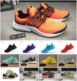 Wholesale lime green basketball shoes - SALE 2018 New PRESTOS 5 RunnING Men Women ShOes for Cheap PrEStO AIR ULTRA BR QS Yellow Black White Essential Basketball JoggING SneakERs