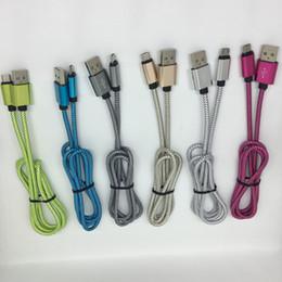 2019 transfert de câble 1 M Tortue Shell Câble De Données En Alliage D'aluminium Téléphone Mobile Câble De Charge USB Chargeur Rapide Ligne Transfert Pour Android Samsung promotion transfert de câble