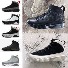 2018 New 9 9s men basketball shoes LA Bred OG Space Jam Tour Yellow PE  Anthracite The Spirit Johnny Kilroy sports trainers Sneakers b08aafe78