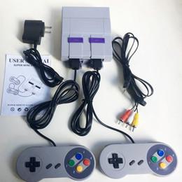 O console super do jogo da tevê de 16 bocados MINI SFC pode armazenar 100 jogos para o jogador retro do jogo de vídeo de SFC 16bit com 2 controladores de Fornecedores de pouco video games