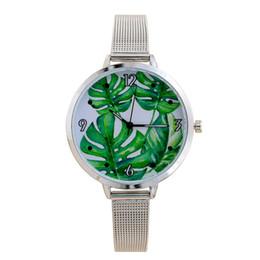 Женские круглые часы онлайн-Ladies bracelet watch women watches Casual style wristwatch Creative and Fashion round shape Quartz Mesh Belt wristwatches