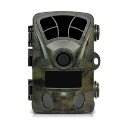 Wholesale Hunting Wildlife Camera - H885 Hunting Cameras 16MP 1080P Wildlife Scouting Hunting Trail Camera IR Night Vision 65ft 20m IP56 Waterproof Wide Angle Cams