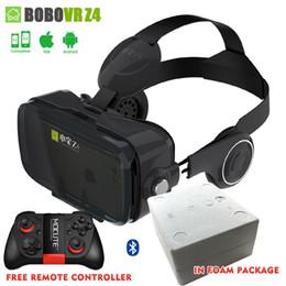 dca011d245f0 2017 BOBOVR Z4 Mini VR Glasses Virtual Reality Google Cardboard bobo VR Box Headset  3D IMAX Private Theater For smartphone google cardboard virtual reality ...