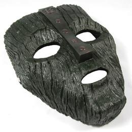 New Resin Loki Mask Jim Carrey The God of Mischief Movie Replica Props C1
