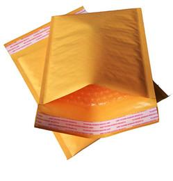 Gelbe blasenpaket online-5 teile / los 160X220 MM Gelb Blase Umschlag Wasserdichte Verpackung Versandtaschen Umschlag