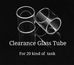 TFV8 Reemplazo de los tubos de vidrio 7 colores para Smok TFV12 Prince TFV8 Big Baby Tank Atomizador Inofensivo Gorros de vidrio Pyrex DHL FREE desde fabricantes