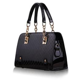 2019 totes brancos baratos das bolsas Moda Feminina Bolsa de Ombro Bolsas de Couro PU Senhoras Mensageiro Hobo Bag Feminino Preto Tote Shopping Bag Bolsa