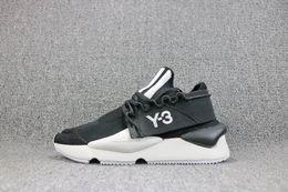 size 40 ed635 254e3 2018 Y-3 QASA RACER Vista Gray Sneakers Transpirable Hombres Mujeres  Zapatillas de correr Parejas Prophere Climacool Y3 ELLE STRETCH SAND  Zapatillas de ...