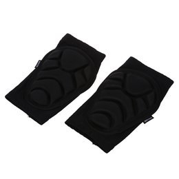 Wholesale Foam Elbow Pads - Super sell-1 pair Knee Pads Foam Protector Sport Skiing Volleyball Basketball