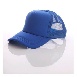 fe2747ef452 DIY LOGO Adult Caps Candy color Summer Baseball hat Advertising Logo  Printing hats Customize Adjust Size