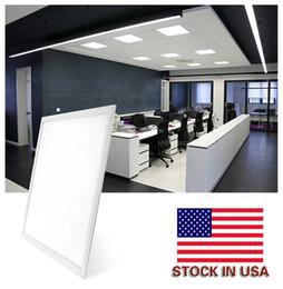 Wholesale Led Ceiling Grid - 2ft LED panel lights 36W 40W 45W 10pcs per lot LED downlight LED grid ceiling lighting commercial lamp