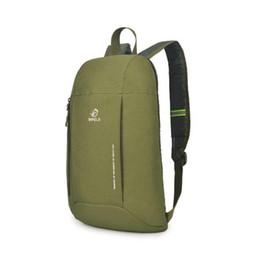 30pcs 10L Ultra Light unisex Outdoor Camouflage Zaino borsa da viaggio Escursionismo Ciclismo Palestra Zaino Satchel Bag da