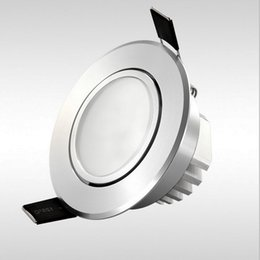 Argentina Dimmable Led downlight light frosted mask COB Techo Spot Light 3w 5w 7w 12w 85-265V empotrable luces de techo Iluminación interior supplier ceiling light downlight 5w Suministro