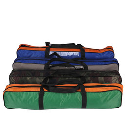 Wholesale mechanics tools - Colorful Oxford Cloth Package Waterproof Tent Storage Bag Moisture Proof Aluminum Foil Mats Bags Various Style Outdoor Receive Tool 15jc X