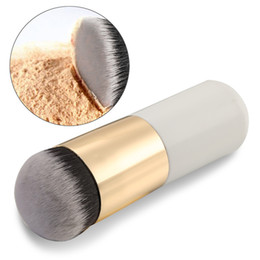 Wholesale Cosmetic Discounts - Big discount Women Professional Kabuki Blusher Brush Foundation Face Powder makeup make up brushes Set Cosmetic Brushes Kit Makeup 500set
