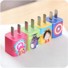 Canada Mignon Cartoon USB Câble Écouteur Protecteur Autocollant Câble Autocollants Cord Sticker Pour iPhone 5 6 6s 7 8 X 8plus Offre