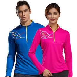Anti-Uv Hiking T-Shirt Men Women Quick Dry Fitness Jersey Outdoor Trekking  Sport T Shirt Fishing Clothing 6cc9c935c