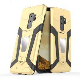 Wholesale ТПУ pc горячий продукт подставка держатель телефона чехол для samsung S9 S9 плюс Примечание