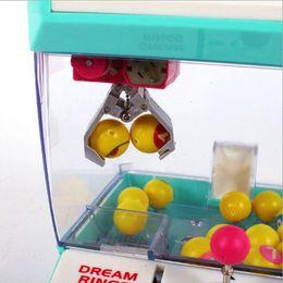 Wholesale Game Slot Machine - Machine Mini Slot Game Vending Candy Machine Grabber arcade Desktop Caught Doll Claw Machine Fun Music Funny Toys Gadgets Gifts