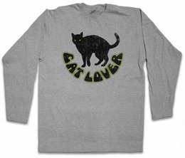 LEOPARD FUR STAR LOGO I GIRLIE SHIRT Leo Tattoo Fell Stern Rockabella Girl Cat