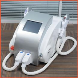 Épilation de diode de haute qualité au laser OPT SHR épilation rajeunissement de la peau IPL équipement d'épilation au laser CE DHL ? partir de fabricateur