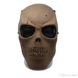 Классический череп Маска верховая езда игры Eco Friendly анфас маски для коллекционеров Battleforge фильм реквизит горячей продажи 20bt dd от
