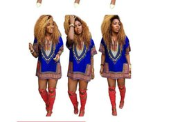 63e5b393430c4 National Style Restoring Ancient SUMMER FASHION DRESS AFRICAN DASHIKI SHIRT  KAFTAN BOHO HIPPIE GYPSY FESTIVAL TOP Wholesale
