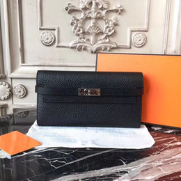 Wholesale Good Rocks - high-quality fashion ladies wallet wallet clip leather goods brand name card holder female wallet wholesale 11 colors to choose from