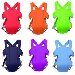 Wholesale Kangaroo Sling - 3-16 Months Breathable Front Facing Baby Carrier 3 in 1 Infant Comfortable Sling Backpack Pouch Wrap Baby Kangaroo A-543