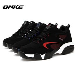 Очень большие туфли онлайн-Onke  Running Shoes Extra Large Men Women Sneakers Outdoor Sports Snow Shoes Winter Adult Sneakers Fur Zapatillas 48
