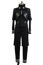 Canada Tokyo Ghoul COSplay Costume Ken Kaneki Costume Cosplay Combinaison Veste Veste Tenue Définir Pour Homme Adulte Offre