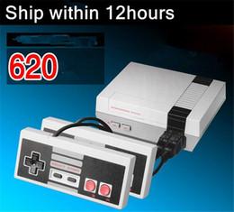 La Mini console di gioco TV è in grado di archiviare videogiochi da 500/620 videogiochi per console di gioco NES con box di vendita al dettaglio da giochi caramelle fornitori